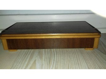 Teak Wooden Box...( Retro )
