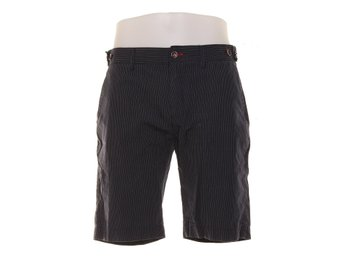 Riley, Shorts, Strl: 48, Svart/Vit