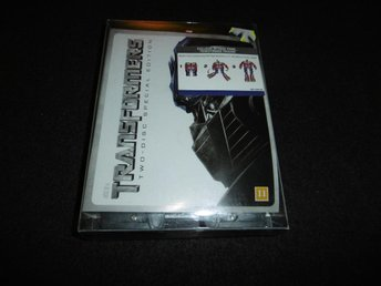 "Transformers - 2DVD special edition box (15"" Robot!)  - 2007"