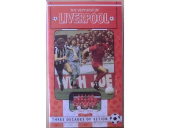 The very best of LIVERPOOL: Three decades of action / VHS