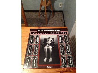 The residents Intermission vinyl EP