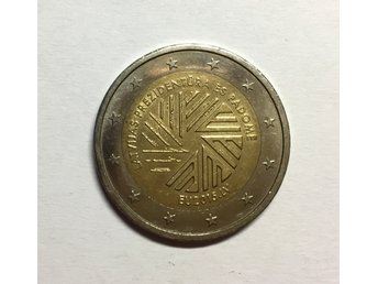 2 euro coin - Latvian Presidency of the EU - Latvia, 2015