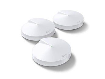 TP-Link Deco P7 (3-pack) AC1300 + AV600 Whole-Home Hybrid Mesh Wi-Fi System