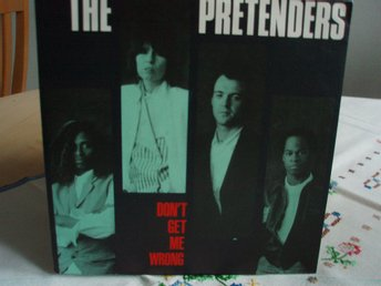 THE PRETENDERS Don´t get me wrong