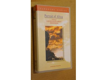 Portrait of Africa (VHS)
