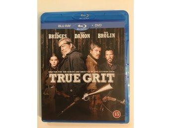 True Grit - 2-disc (Jeff Bridges, Matt Damon, Josh Brolin)