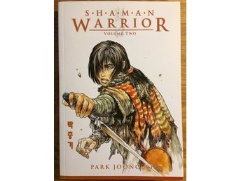 Shaman warrior vol 2
