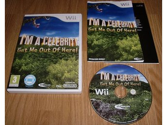 Wii: I´m a Celebrity. Get me out of here!