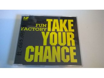 Fun Factory - Take Your Chance, CD
