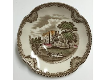 Fat 14 cm Johnson Bros England Old Britain Castles Ironstone
