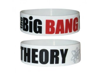 Big Bang Theory Armband Logo