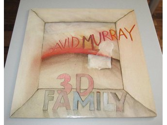 David Murray – 3D Family Hat Hut Records – Hat U/V