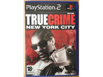 True Crime: New York City - Playstation 2/PS2 - Komplett