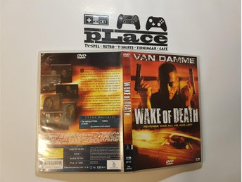 Wake of Death DVD