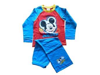 Official Disney Mickey Mouse pojkpyjamas storlek 98cl - Hallsberg - Official Disney Mickey Mouse pojkpyjamas storlek 98cl - Hallsberg