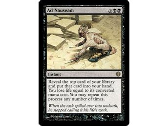 Ad Nauseam - Shards of Alara - NM/M - English