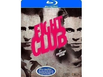 Fight Club - 10th Anniversary Edition (Blu-ray). Ny, inplastad.