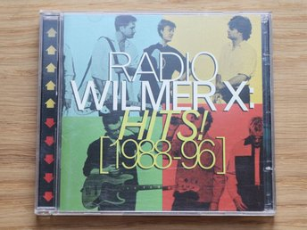 Wilmer X - Radio Wilmer X/Hits 1988-96, dubbel-CD