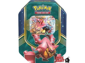Pokemon TCG Tin Fall 2016 Volcanion
