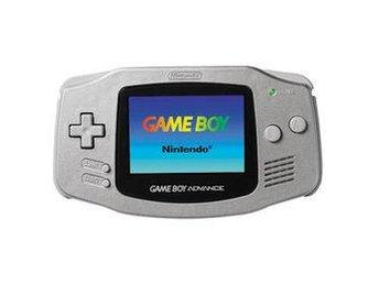 Gameboy Advance Basenhet White - Gameboy Advance - Varberg - Gameboy Advance Basenhet White - Gameboy Advance - Varberg