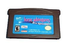 Barbie Horse Adventures - The Big Race - Gameboy Advance