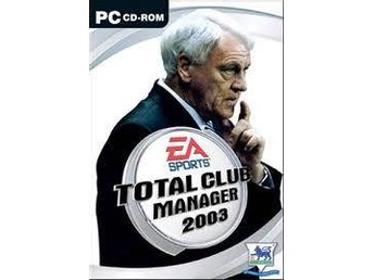 Total Cluub Manager 2003   - PC spel