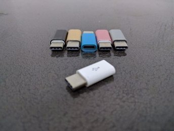 Micro USB to USB 3.1 Type-C USB Data Adapter - Vänersborg - Micro USB to USB 3.1 Type-C USB Data Adapter - Vänersborg