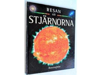 RESAN TILL STJÄRNORNA. Solsystemet - Galaxerna. Stort format. - Solna - RESAN TILL STJÄRNORNA. Solsystemet - Galaxerna. Stort format. - Solna