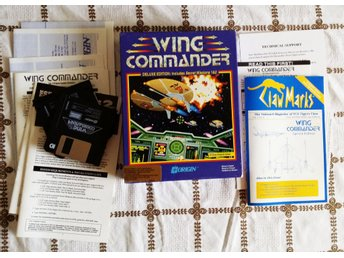 Wing Commander Deluxe Edition PC 3.5""