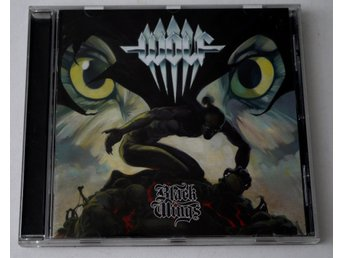 Wolf / Black Wings CD