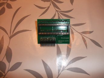Commodore CDTV Mus Joystick adapter