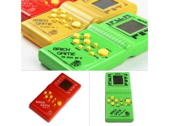 New Arrival Tetris Brick Game Handhel...