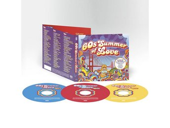 60s Summer Of Love (Digi) (3 CD)