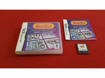 PUZZLER COLLECTION till Nintendo DS NDS