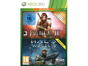 Fable 2 & Halo Wars