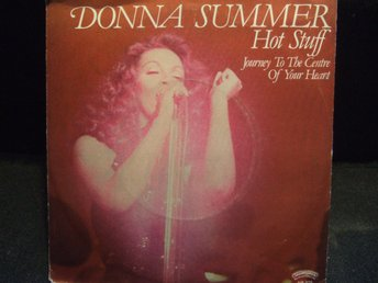 45 - DONNA SUMMER. Hot Stuff/Journey to the centre of your heart. 1979
