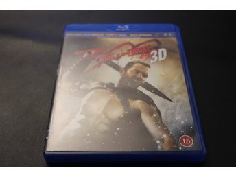 Bluray3D-film: 300 - Rise of an Empire