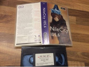 Nile City 105,6 vol 1 Henrik Schyffert Mm
