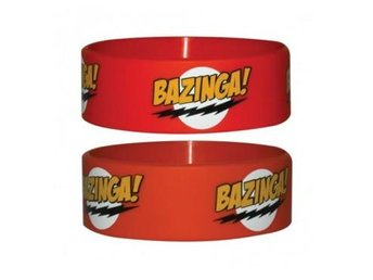 Big Bang Theory Armband Bazinga
