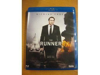 THE RUNNER - NICOLAS CAGE - BLU-RAY 2015