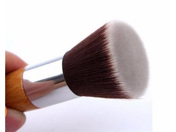 Sminkborste Powder Brush Wooden Handle Multi-Function Blush Brush