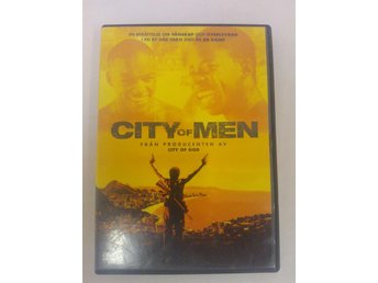 DVD - City Of Men