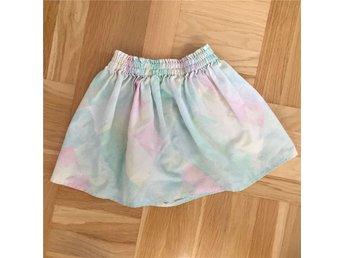 Retro kjol stl 80 - 90-tal, 80-tal, åttiotal, nittiotal - Varberg - Retro kjol stl 80 - 90-tal, 80-tal, åttiotal, nittiotal - Varberg