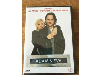 ADAM & EVA (1997) - m JOSEFIN NILSSON/BJÖRN KJELLMAN/ny o inplastad - Jönköping - ADAM & EVA (1997) - m JOSEFIN NILSSON/BJÖRN KJELLMAN/ny o inplastad - Jönköping