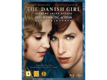 The Danish Girl, Bluray, Drama