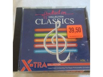 Hooked on classics vol 1 Louis Clark Royal Philharmonic Orchestra 1991
