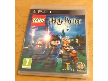 Lego Harry Potter Years 1-4 PS3 Playstation 3