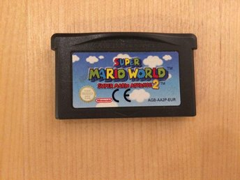Super Mario World: Super Mario Advance 2 – GBA – Game Boy Advance – EUR
