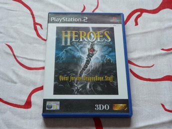 Heroes of might and magic, Playstation 2