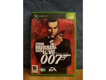Xbox From Russia With Love